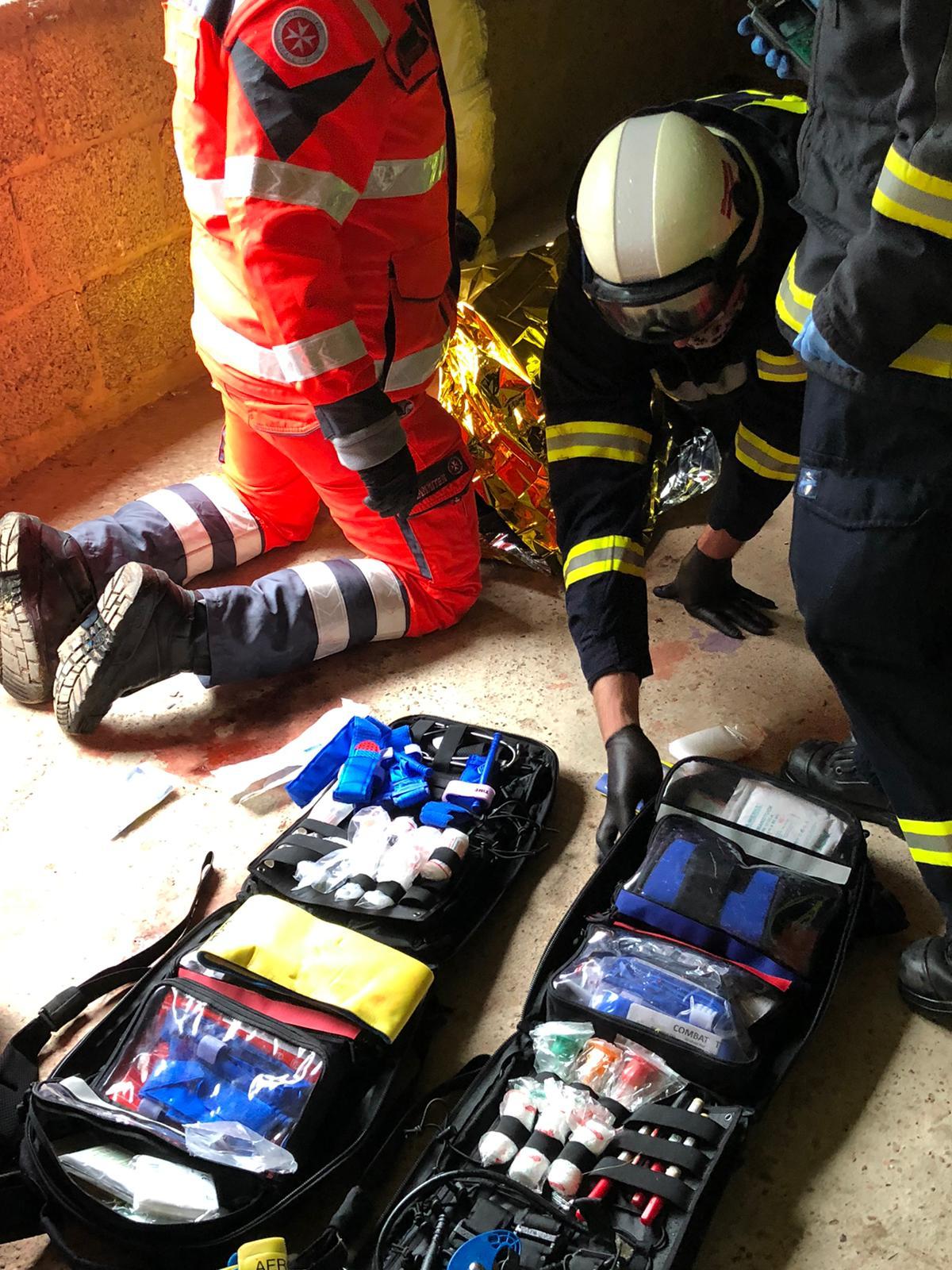 TECC-Kurs für Behörden, Sicherheitsdienste und First Responder in Lippoldsberg